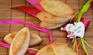 Massepain cuit de noix de cajou à la fleur d'oranger