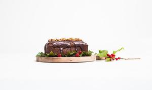 Cake au chocolat et noix de pécan façon brownie