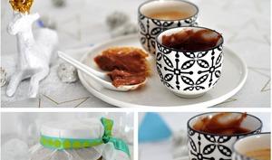 Pâte à tartiner régressive Carambar et chocolat blanc