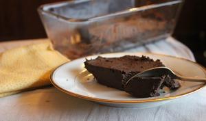 Fondant au chocolat et à la patate douce