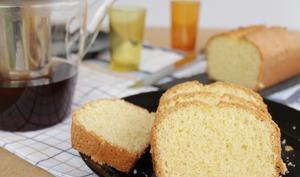 Cake citron amande