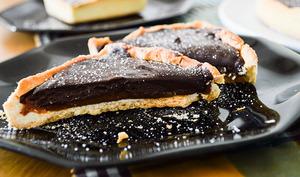 Tartelettes choco-caramel au beurre salé