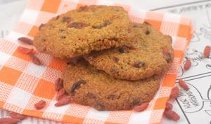 Cookies «detox aux baies de Goji