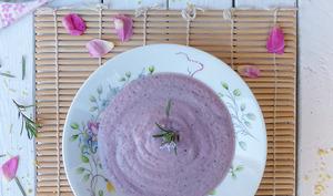 Crème de chou-fleur aux épices