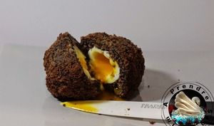 Scotch eggs de Gordon Ramsay
