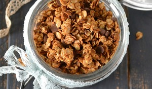 Granola châtaigne cannelle