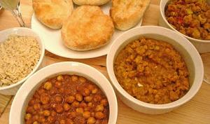 Dalma, plat vegan de santé, l'anti blues de l'hiver - sans gluten