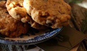 Cookies au crêpes dentelles