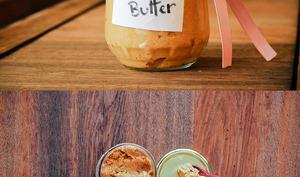Beurre de cacahuètes