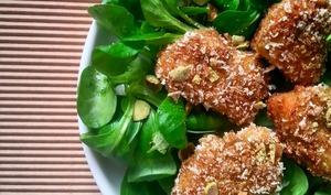 Nuggets au wasabi