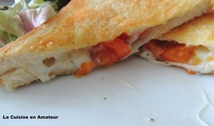 Croque tomate