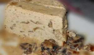 Terrine de volaille fermière aux champignons