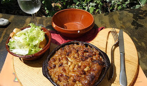 Cassoulet traditionnel, à l'ancienne