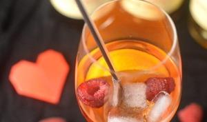 Lillet rosé pour la St-Valentin