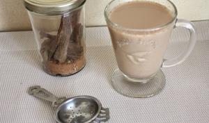 Thé chaï latte mix maison