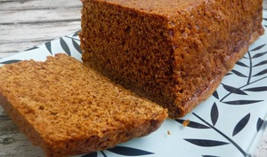 Pain d'épices à la farine de petit épeautre