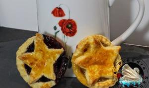Tartelettes à la confiture ou crème de citron