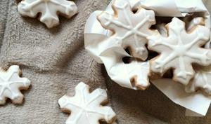 Biscuits de Noël à la cannelle