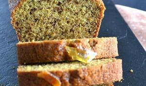 Cake orange et thé bergamote
