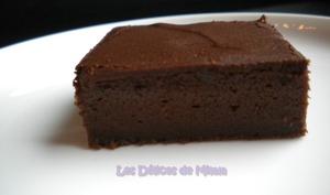 Le gâteau au chocolat et au mascarpone de Cyril Lignac