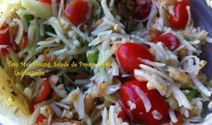 Tam Mak Houng, Salade de Papaye Verte