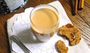Christmas Tea Latte