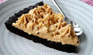 Gâteau au chocolat et son glaçage aux épices chai