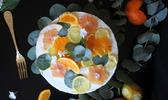 Desserts fruités et festifs