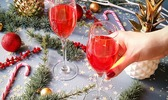 Portons un toast pour le nouvel an !
