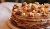 Des gâteaux de crêpes pour prolonger la Chandeleur