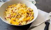 One pot pasta party