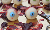 Des friandises effrayantes pour Halloween !