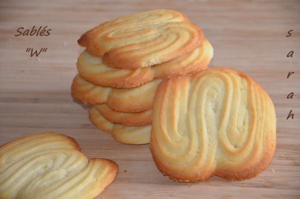 biscuits sabl s w biscuits faciles par sarah. Black Bedroom Furniture Sets. Home Design Ideas
