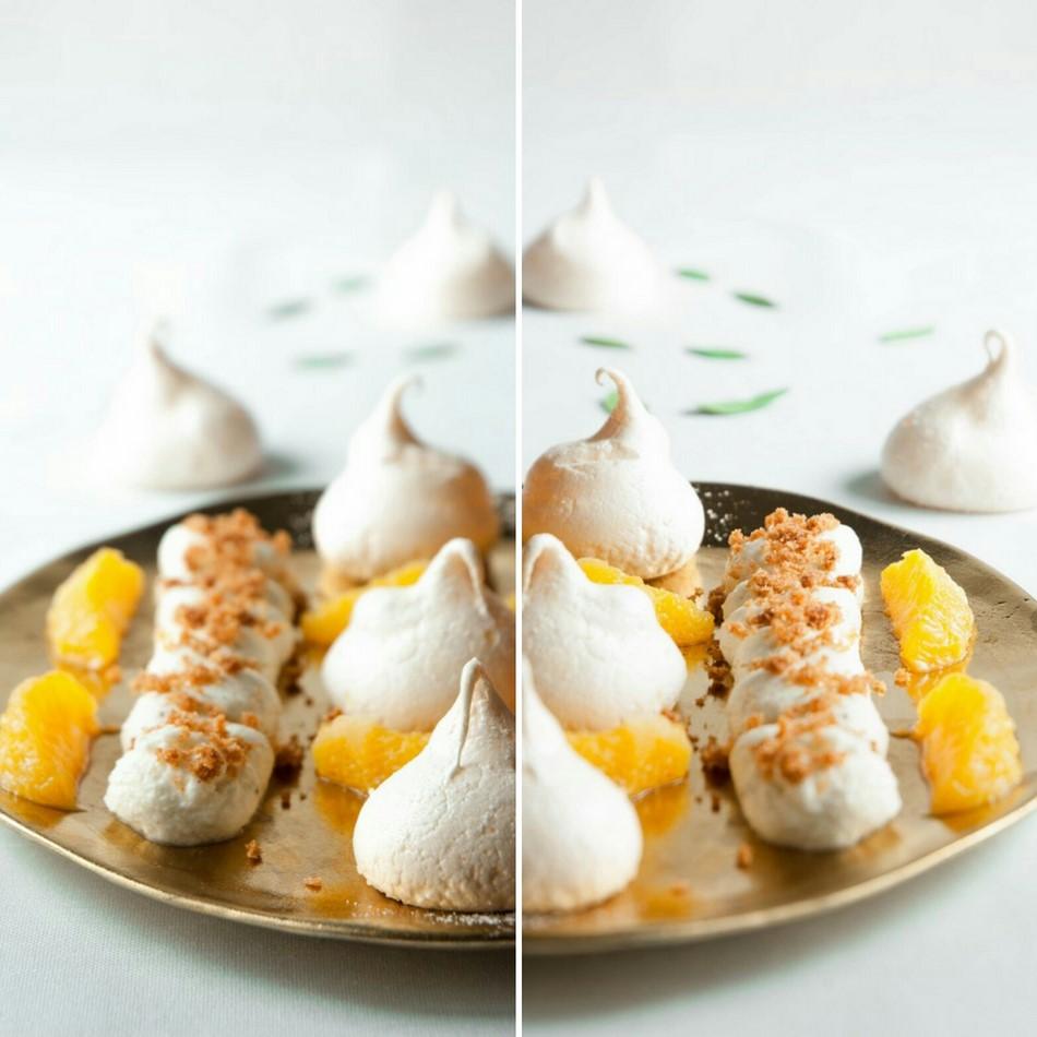 recettes de gastronomique par and so we cook dessert l 39 assiette supr mes d 39 orange. Black Bedroom Furniture Sets. Home Design Ideas