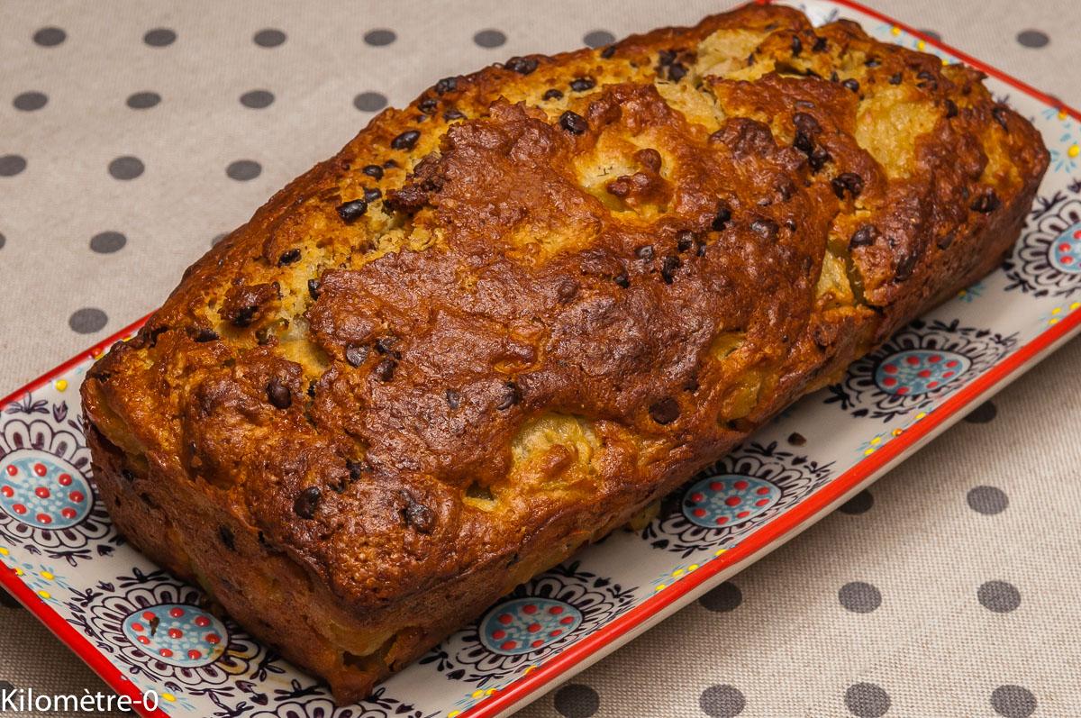 Recettes Cake Poires