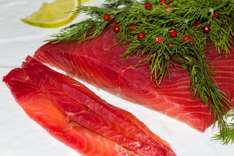 recettes de festif par jackie saumon gravlax la betterave rouge noix de st jacques en. Black Bedroom Furniture Sets. Home Design Ideas