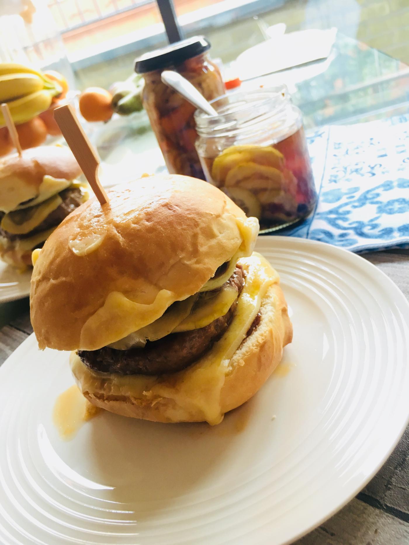 Plus adapté Buns maisons ultra moelleux pour burgers et hot-dogs - Recette par LS-22