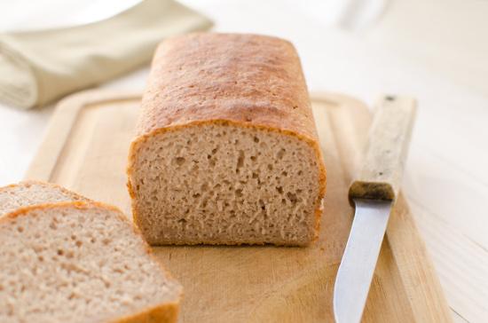 Pain Sans Gluten à La Farine De Châtaigne Recette Par Dran
