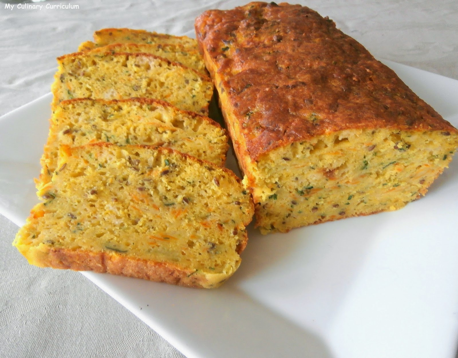 Recette Cake Aux Courgettes Chef Simon