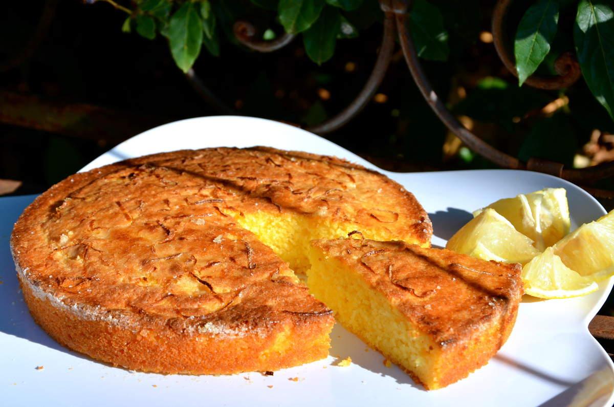 Recettes Cake Polenta