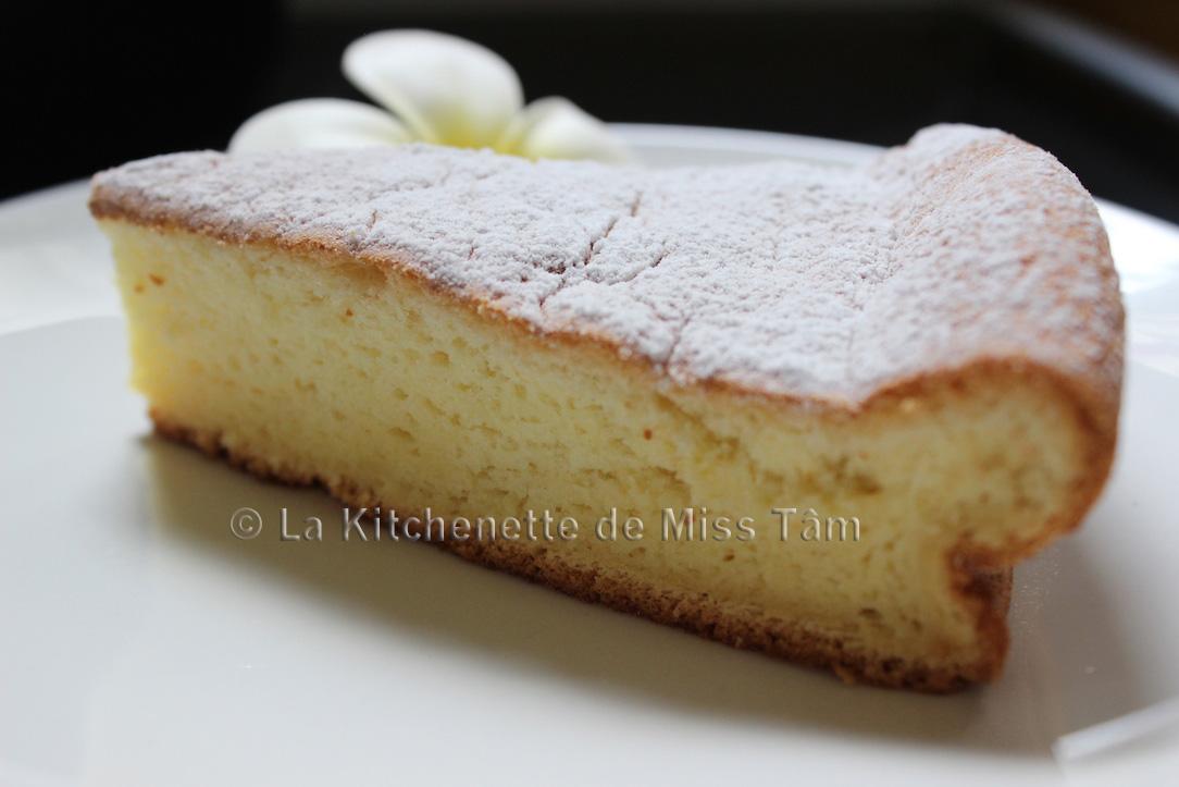 Cake Moelleux Banane Mangue