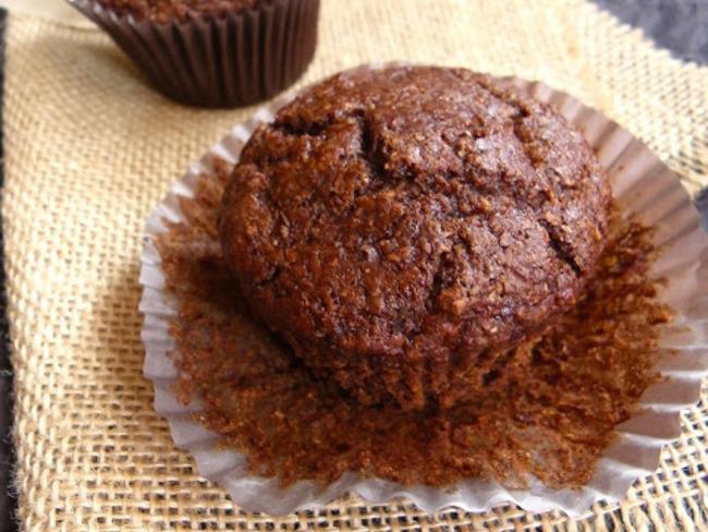 Carout muffins véganes à la cannelle