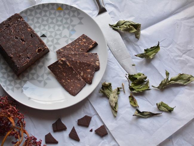 Gâteau au chocolat sans four