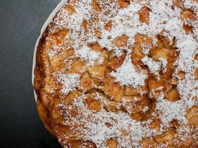 Schaleth, gâteau aux pommes
