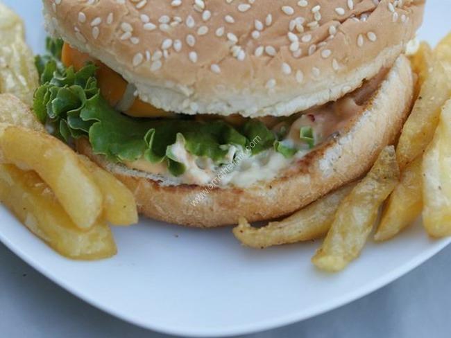 sauce hamburger au thermomix facile et rapide