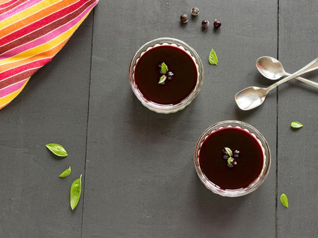 Misez sur les coulis de fruits pour accompagner vos desserts