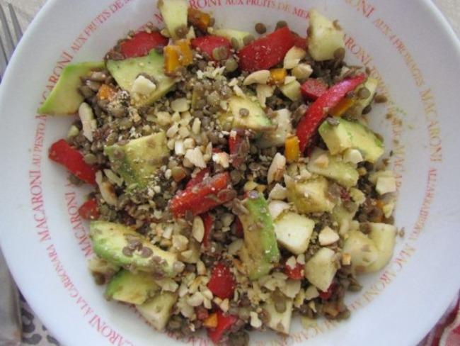 Salade multivitaminée