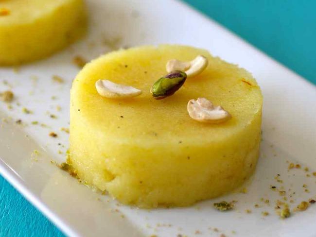 Kesari à l'ananas