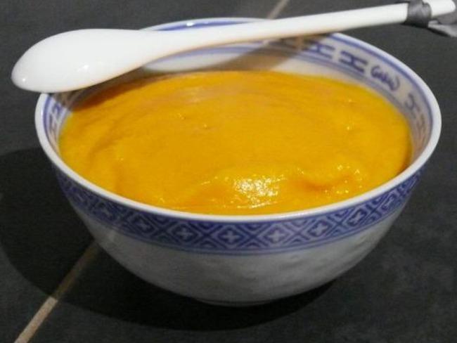 Soupe Butternut Carotte Navet