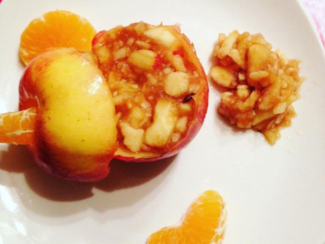 La pomme surprise d'Eva